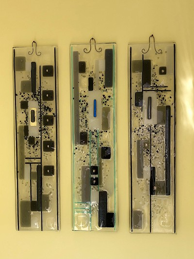Fused Glass Panels
